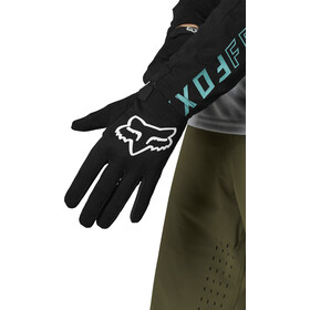 Fox Defend Gloves Youth, zwart